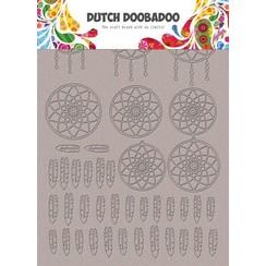 492.006.007 - Dutch Doobadoo Greyboard Art Dromenvangerr A5 492.006.007