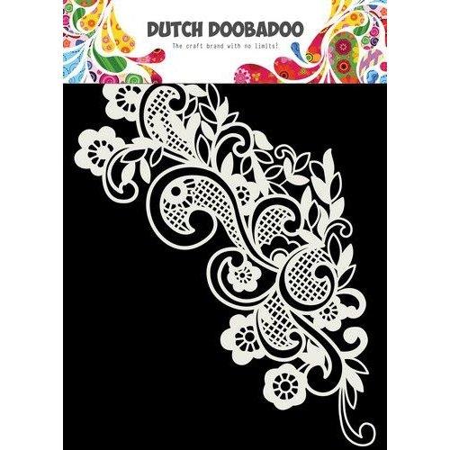 Dutch Doobadoo 470.715.168 - Dutch Doobadoo Dutch Mask Art Mask kant A5 470.715.168