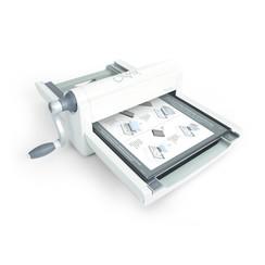 Sizzix Big Shot PRO Machine Only White & Grey 660550