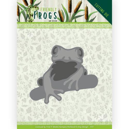 ADD10230 - Mal - Amy Design - Friendly Frogs - Tree frog HZ+