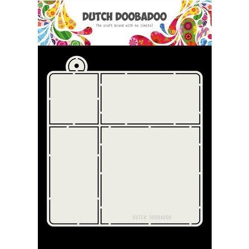 Dutch Doobadoo 470.713.839 - Dutch Doobadoo Card Art Cadeautje A4