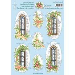 50.7392 - Decoratie vellen Window scene A4