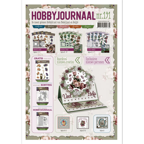 Hobbyjournaal HJ191 - Hobbyjournaal 191