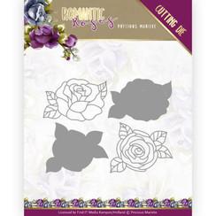PM10198 - Mal - Precious Marieke - Romantic Roses - All Kind of Roses