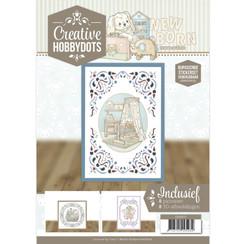 CH10011 - Creative Hobbydots 11 - Yvonne Creations - Newborn