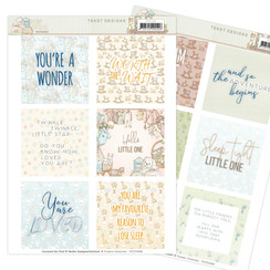 YCTD1006 - Text Designs - Yvonne Creations - Newborn