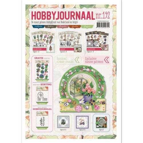 Hobbyjournaal HJ192 - Hobbyjournaal 192
