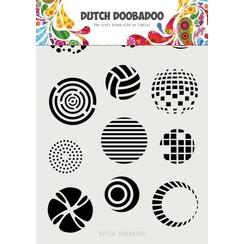 Dutch Doobadoo Dutch Mask Art Techno A5 470.715.177