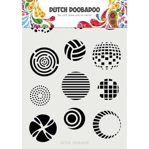 Dutch Doobadoo Dutch Doobadoo Dutch Mask Art Techno A5 470.715.177