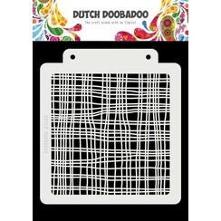 Dutch Doobadoo Dutch Mask Art Linnen A5 470.715.178