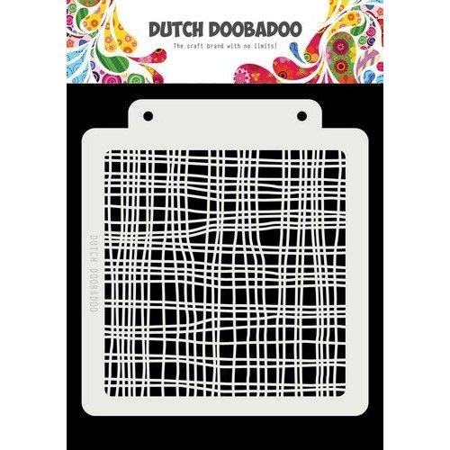 Dutch Doobadoo Dutch Doobadoo Dutch Mask Art Linnen A5 470.715.178