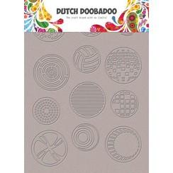 Dutch Doobadoo Greyboard Art Techno A5 492.006.009