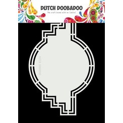 Dutch Doobadoo Dutch Shape Art Janneke A5 470.713.206