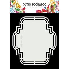 Dutch Doobadoo Dutch Shape Art Iris A5 470.713.207