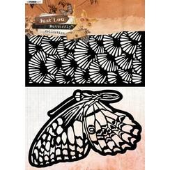 Studio Light Mask Butterfly Collection nr.13 MASKJL13 A5
