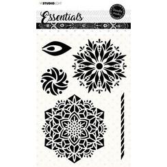 Studio Light Mask Doodle Essentials nr.58 MASKSL58 A5