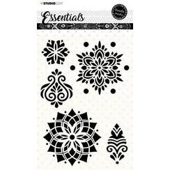 Studio Light Mask Doodle Essentials nr.59 MASKSL59 A5