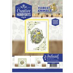 CH10012 - Creative Hobbydots 12 - Amy Design - Forest Animals