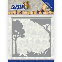ADD10231 - Mal - Amy Design  Forest Animals - Forest Frame
