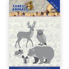 ADD10233 - Mal - Amy Design  Forest Animals - Forest Animals 1