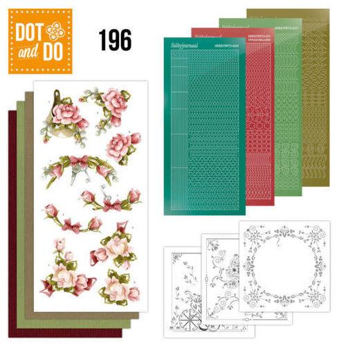Dot en Do DODO196 - Dot and Do 196 - Precious Marieke - Romantic Roses