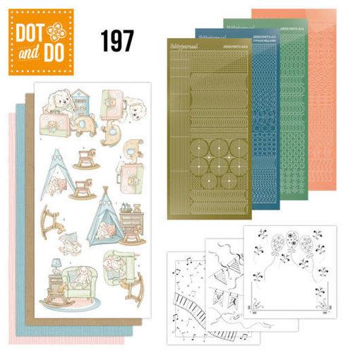 Dot en Do DODO197 - Dot and Do 197 - Yvonne Creations - Newborn