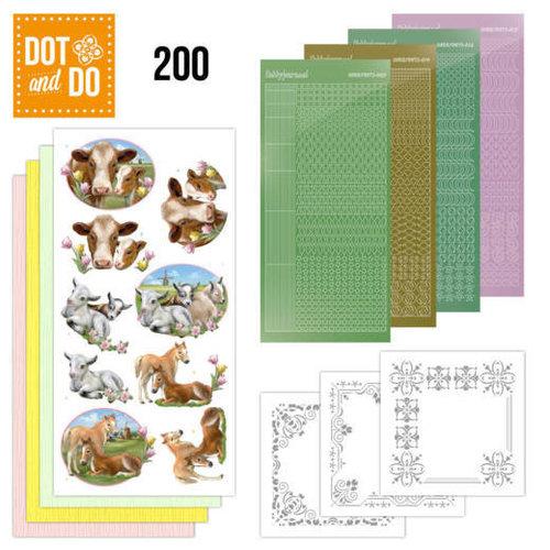 Dot en Do DODO200 - Dot and Do 200 - Amy Design - Enjoy Spring