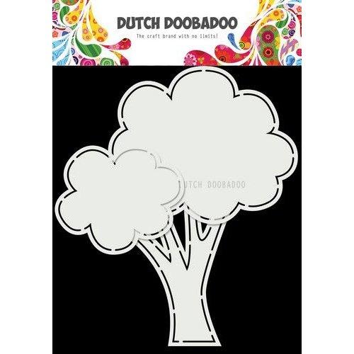 Dutch Doobadoo Dutch Card Art A5 Boom 470.713.853 14x17cm