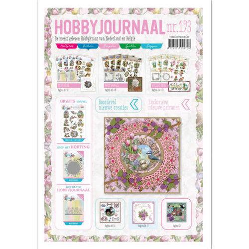 Hobbyjournaal HJ193 - Hobbyjournaal 193