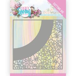 ADD10236 - Mal - Amy Design - Enjoy Spring - Flower Frame