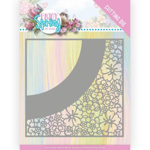 Amy Design ADD10236 - Mal - Amy Design - Enjoy Spring - Flower Frame