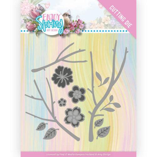 Amy Design ADD10242 - Mal - Amy Design - Enjoy Spring - Blossom Branch