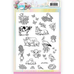 ADCS10074 - Stempeltjes - Amy Design - Enjoy Spring