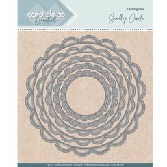 CDECD0099 - Card Deco Essentials - Nesting Dies - Scallop Circle