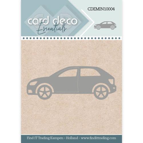 Card Deco CDEMIN10004 - Card Deco Essentials - Mini Dies - Car