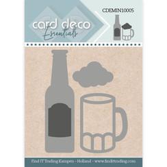 CDEMIN10005 - Card Deco Essentials - Mini Dies - Beer