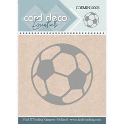CDEMIN10003 - Card Deco Essentials - Mini Dies - Football