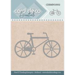 CDEMIN10002 - Card Deco Essentials - Mini Dies - Bike