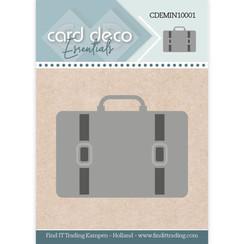 CDEMIN10001 - Card Deco Essentials - Mini Dies - Suitcase