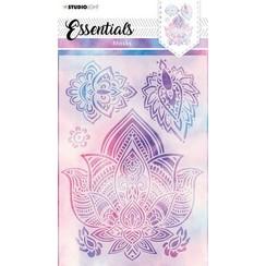 Studio Light Mask Mandala bloemen Essentials nr.27 SL-ES-MASK27 A5