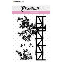 Studio Light Clear Stamp Bomen Essentials nr.25 SL-ES-STAMP25 A7