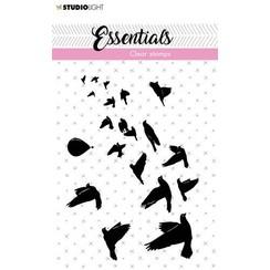Studio Light Clear Stamp Vogels Essentials nr.27 SL-ES-STAMP27 A7