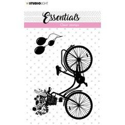 Studio Light Clear Stamp Fiets Essentials nr.29 SL-ES-STAMP29 A7