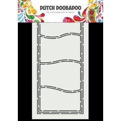 Dutch Doobadoo Dutch Card Art A5 Slimline Golven 470.713.860 210x105mm