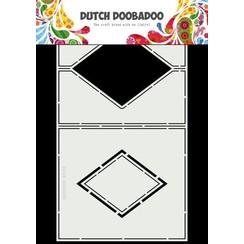 Dutch Doobadoo Dutch Card Art A4 Ruit diamant 470.713.861 290x160mm