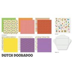 Dutch Doobadoo Crafty Kit XL Time to Party 473.005.005 30,5x30,5cm