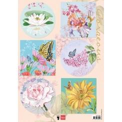EWK1284 - Gorgious Flowers