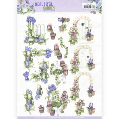 CD11637 - 10 stuks knipvel - Precious Marieke - Beautiful Garden - Allium