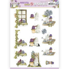 SB10531 - Uitdrukvel - Precious Marieke - Beautiful Garden - Garden Gnome