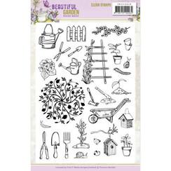 PMCS10048 - Stempel - Precious Marieke - Beautiful Garden